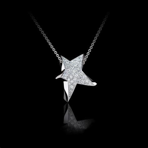 Kalung Hanging Big Diamonds Necklace odyssey necklace large with pav 233 diamonds