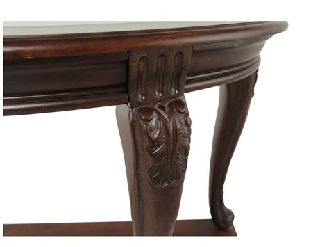 norcastle sofa table mathis brothers furniture