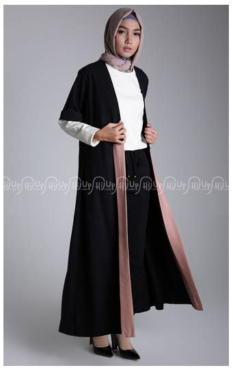 Etika Padu Padan Busana Muslim baju muslim terbaru dan terkini foto padu padan busana