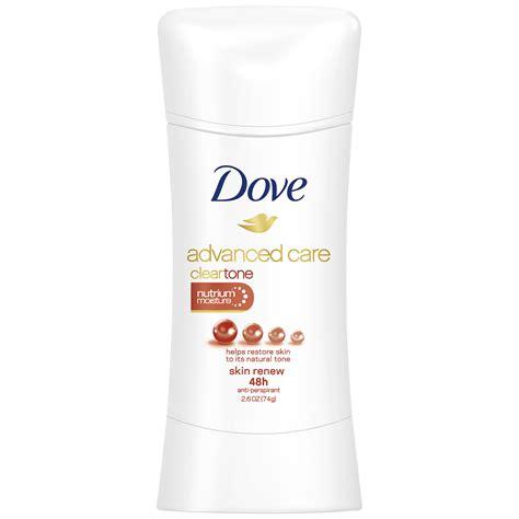 deodorant dove dove advanced care clear tone skin renew antiperspirant