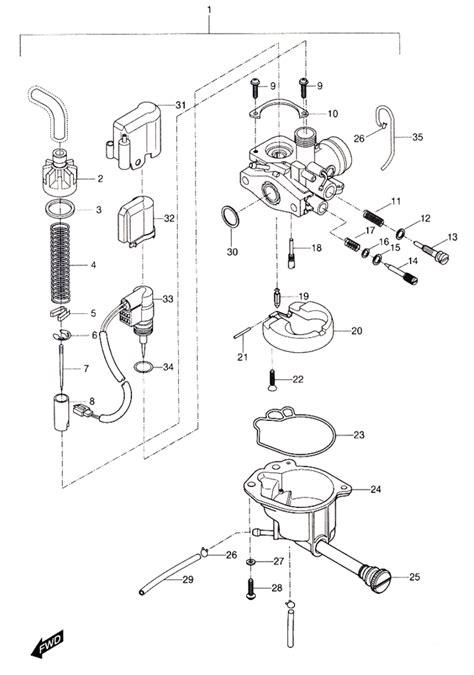 Gy6 Vacuum Line Diagram