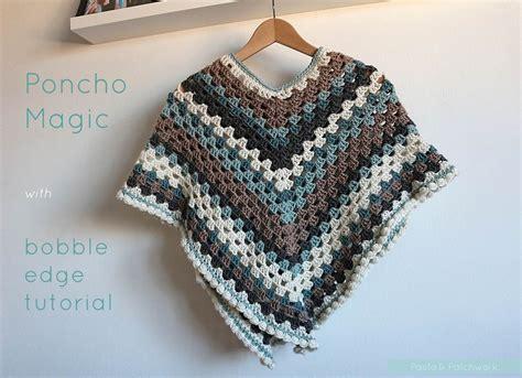 crochet how tutorial poncho crochet crochet and knit