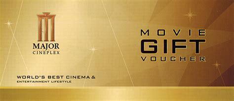 cineplex voucher movie gift voucher discount major cineplex รอบฉาย