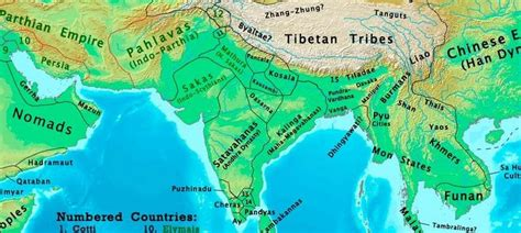 ancient maps india timeline ramayana mahabharata ramanis blog the changing map of india from 1 ad to the 20th century
