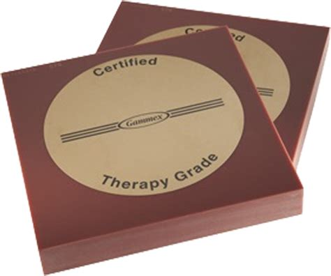 certified therapy model 457 ctg certified therapy grade solid water gammex peo radiation technology
