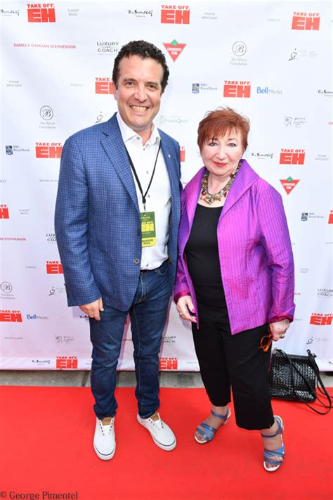 goy catherine jacob canuck stars and comedy legends turn out for take off eh
