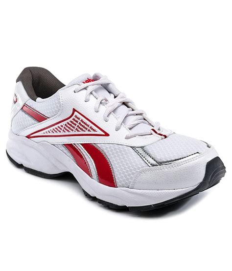 reebok white and running shoes rbv61198 buy