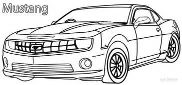 mustang coloring pages free coloring pages of ford mustang cobra