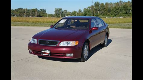 how cars work for dummies 1993 lexus gs auto manual for sale 1993 lexus gs300 54 000 miles youtube