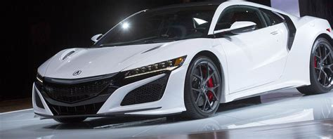 acura nsx aims to add a halo to a tarnished brand nbc news