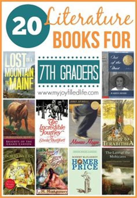 Biography Books For 7th Graders | recommended reading list for 7th grade homeschool