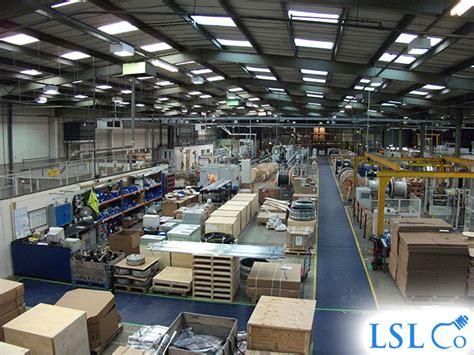 Light Factory by Afl Swindon Factory Lighting Warehouse Lighting High