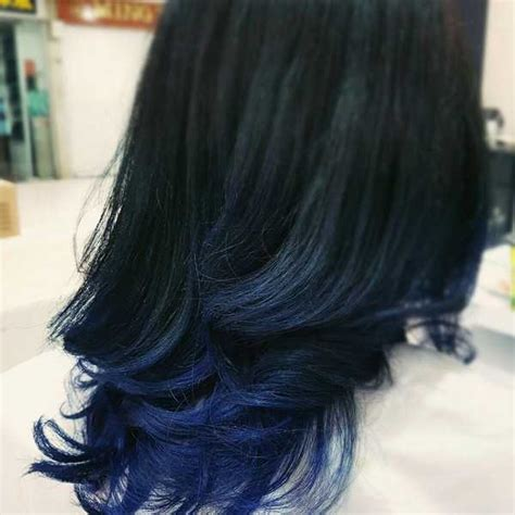 green with a hint of dark blue color palette ideas black with blue tips hair www pixshark com images