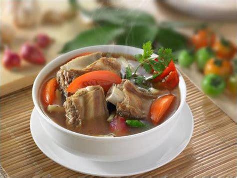 Buntut Sapi Potong resep cara membuat sop buntut sapi 187 mudah enak dan lezat