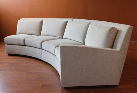 simple curved sectional sofa canada 4587