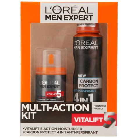 buy l oreal expert vitalift 5 complete anti ageing 50ml chemist co uk l oreal expert vita lift 5 kit 2 products hq hair