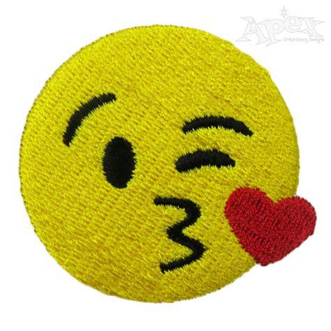 designs for emoji embroidery designs