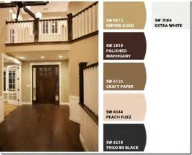wall and trim color combinations best 25 stained trim ideas on
