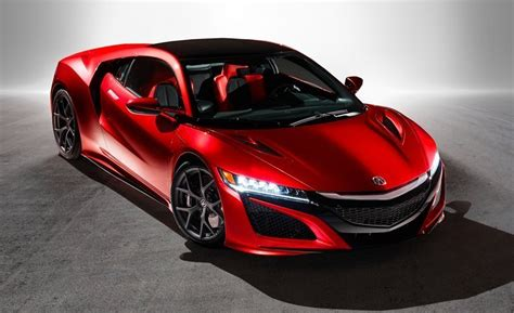 new acura car 2016 acura nsx dissected powertrain chassis and more