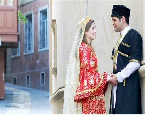 Home Decor Nation traditional dress of azerbaijan so colorful diversified
