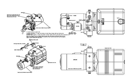dump trailer wiring diagram 27 wiring diagram images