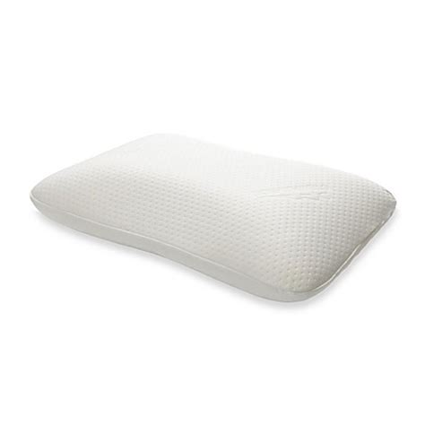 bed bath and beyond tempurpedic pillow tempur pedic 174 symphony pillow bed bath beyond