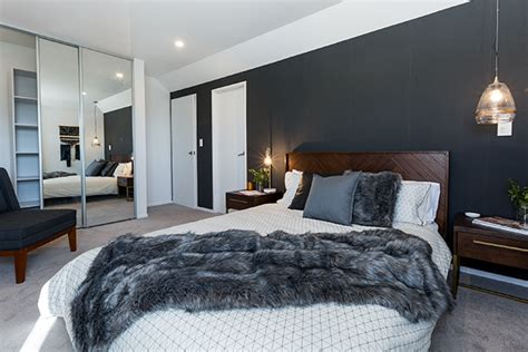 The Bedroom Nz by The Block Nz Who Won The Reveal Habitat By Resene