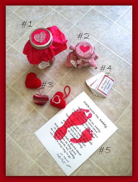 Valentines Handmade Gifts - easy diy handmade valentine s day gifts that you can make