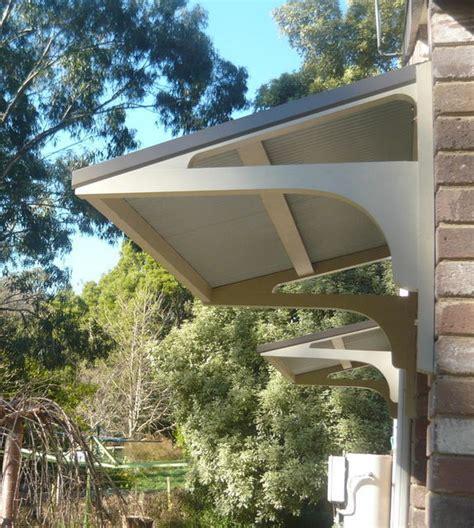 door awnings bunnings door vents haron 635 x 185mm