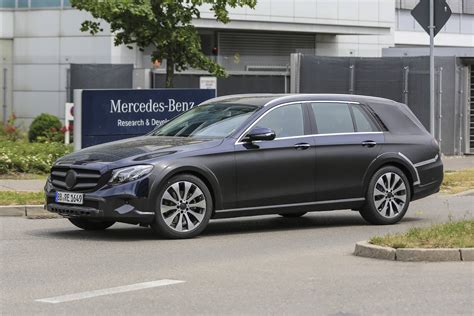 Mercedes All 2018 Mercedes E Class All Terrain