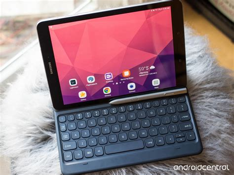 Tablet Samsung S3 the galaxy tab s3 is now available in india for 47 990