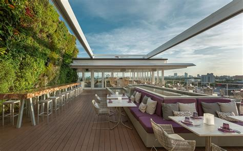 living roof resturant america s coolest rooftop bars travel leisure