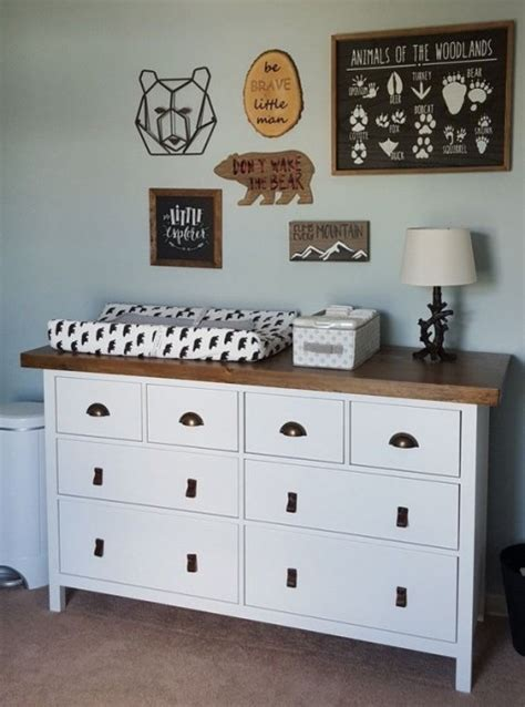 dresser and changing table ikea 25 cool changing tables of ikea items comfydwelling com