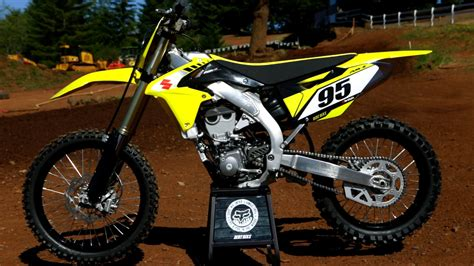 Suzuki Dirt Bikes 2017 Suzuki Rmz 450 Dirt Bike Magazine