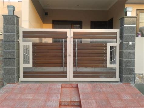 awesome front gate designs for homes home gate design