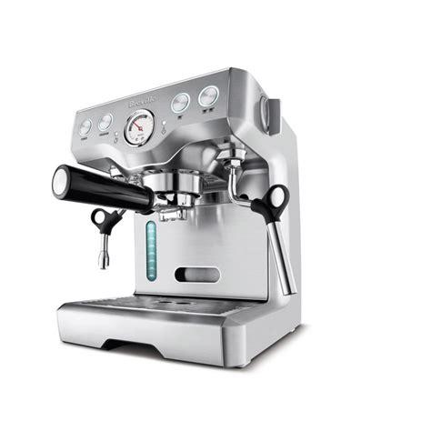 Die Cast Programmable Espresso Machine   Breville