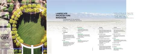 Landscape Arch Magazine Fall 2012 Design Reckoning In The West Landscape