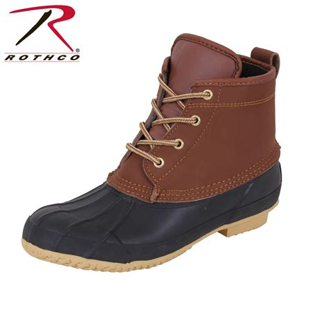 rothco boots rothco all weather duck boots