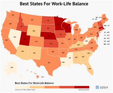 best states to work in best states to work in these are the 10 best states for