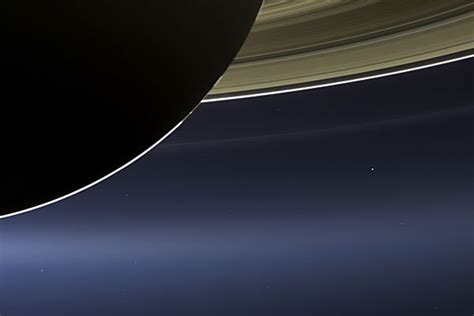 1112 Nov 38212 Outer photograph of itty bitty earth as seen from saturn csmonitor