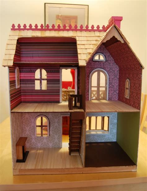 s day diy finishing my doll house