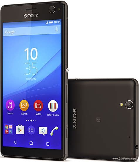 The Cat Z0727 Sony Xperia C5 sony xperia c4 pictures official photos