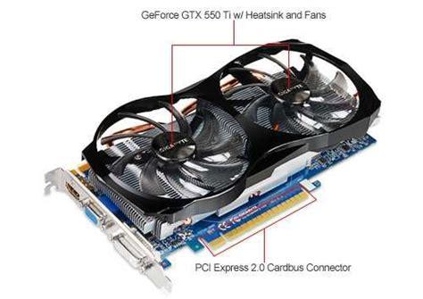 Vga Card Nvidia Geforce Gtx 550 Ti graphics cards nvidia geforce gtx 550 ti windforce beast was sold for r1 299 00 on