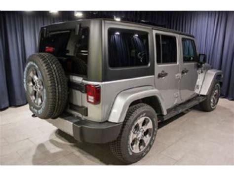 Jeep Wrangler 4 Door Lease 2016 Jeep Wrangler Unlimited Wrangler Unlimited 4