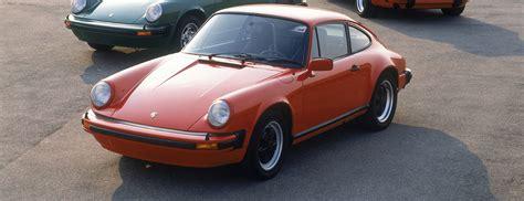 Porsche Carrera Sc by Porsche 911 Sc Porsche Deutschland