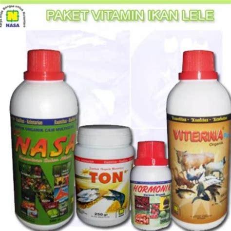Ton Nasa Ikan paket vitamin ikan lele organik nasa poc nasa viterna
