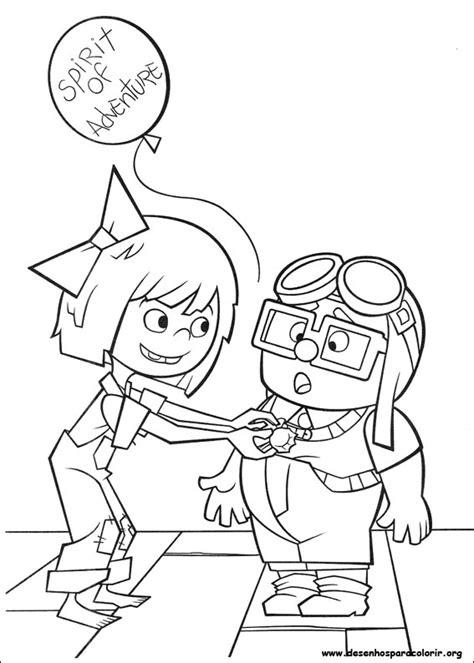 up movie coloring page amo desenhos disney desenho para colorir up altas aventuras