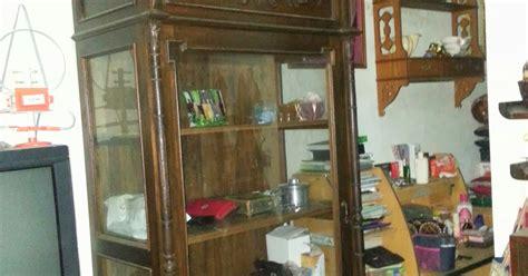 Lemari Vanderpool jual beli barang antik lemari prongkas