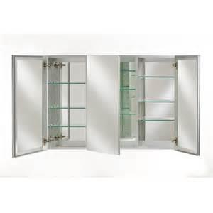 36 x 30 medicine cabinet afina broadway 36 quot x 30 quot recessed polished edge medicine