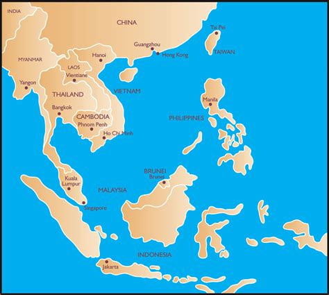 map of south east asia chapters bali south east asia global classroom education division